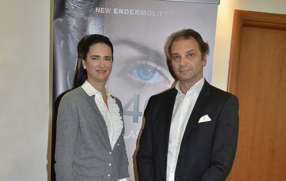 The New Endermolift™ world-wide innovation is launched in Greece