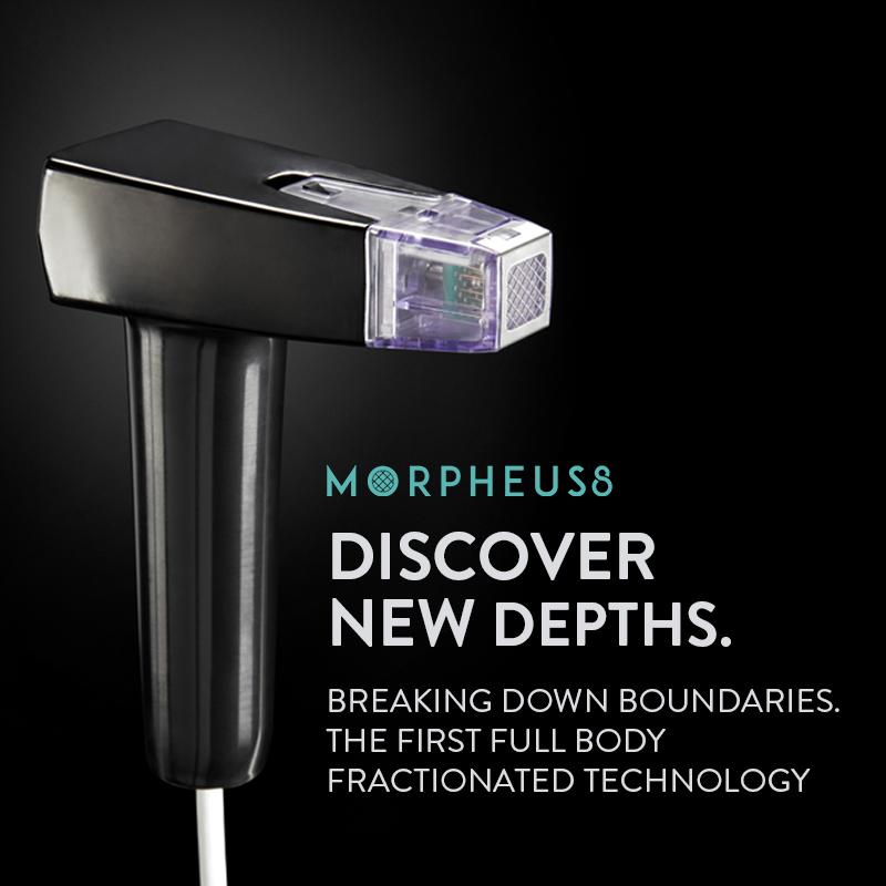 Morpheus8 Fractional Ραδιοσυχνότητες