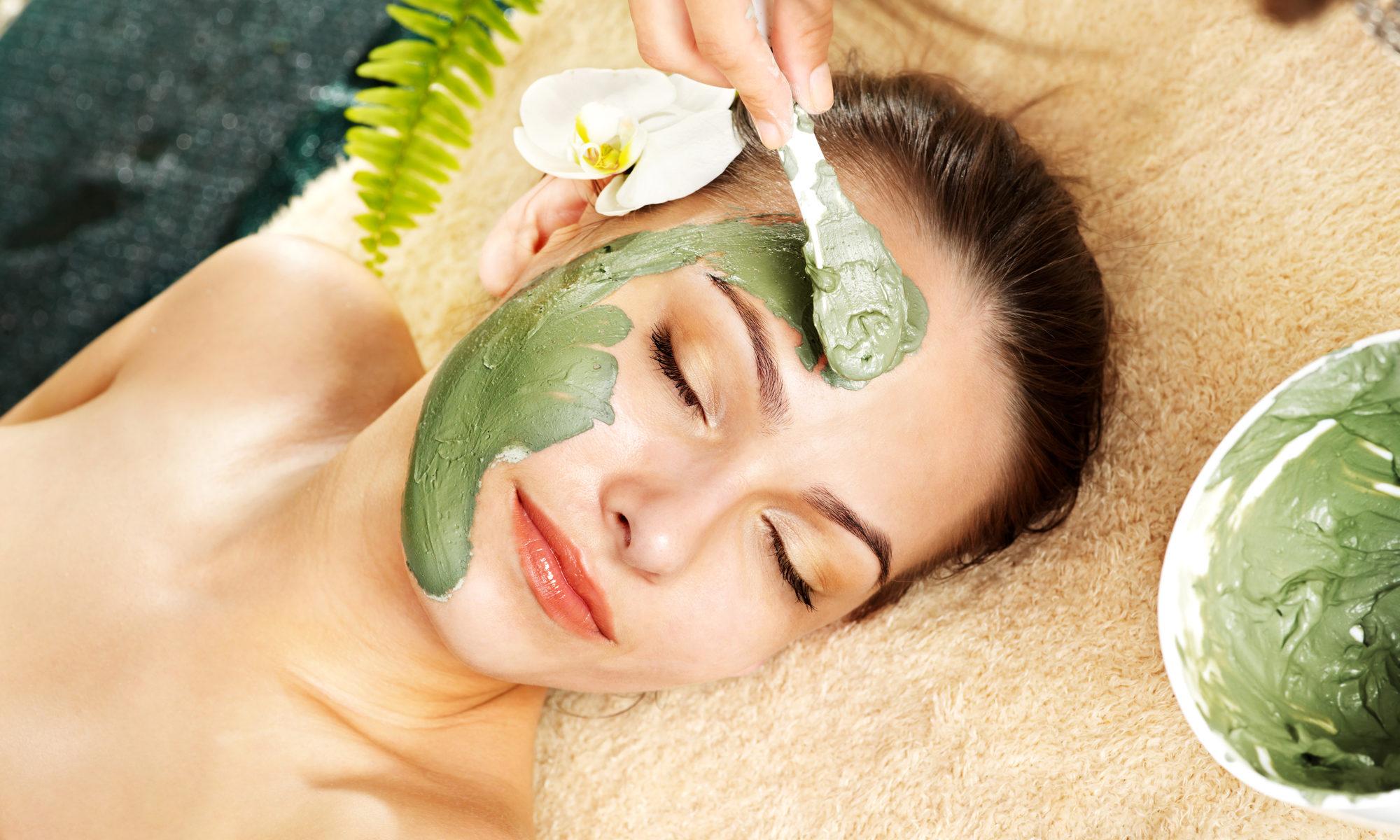 Herbal peeling therapy - φυτικό peeling
