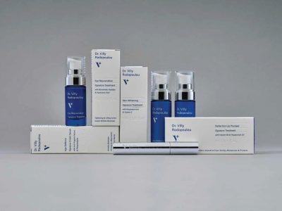 Έρχεται η πολυαναμενόμενη signature σειρά προϊόντων της συν-ιδρύτριας του Kosmesis Δρ. Βίλλυς Ροδοπούλου!